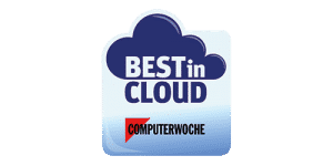 Best in Cloud Award