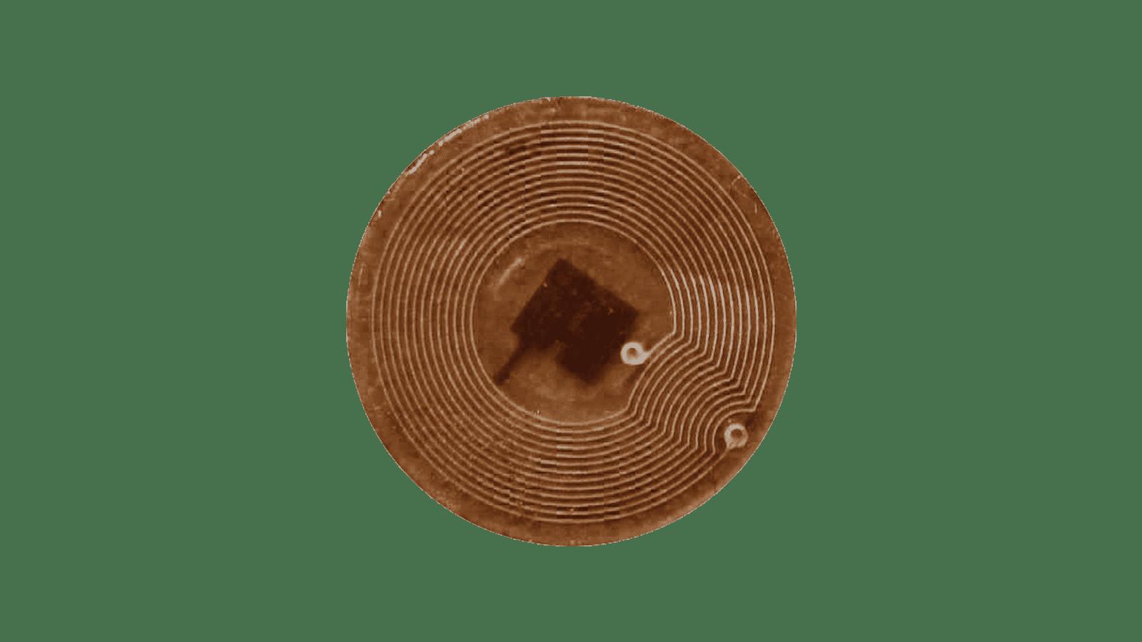 NFC-Transponder AYE-D-MICRO