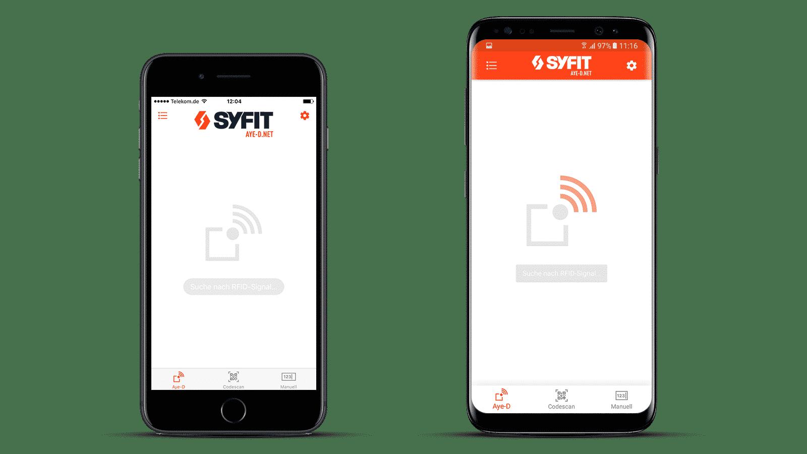 AYE-D.NET mobile App