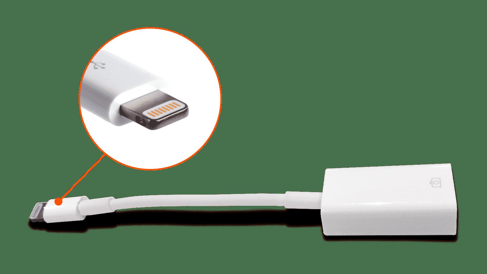 AYE-D-USB Adpater Lightning
