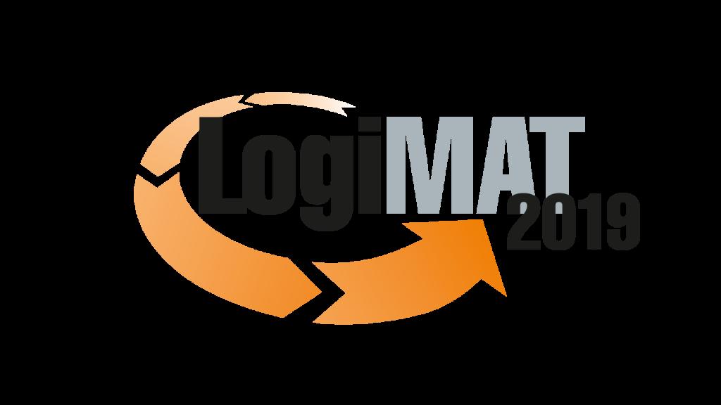 Messelogo LogiMAT 2019