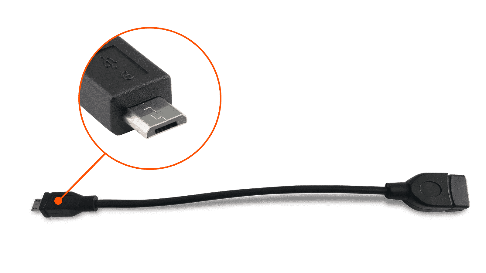 AYE-D-USB Adpater Micro USB
