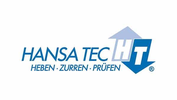 Logo Hansa Tec Hebe- und Zurrtechnik GmbH