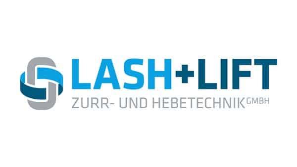 Logo Lash + Lift Zurr- und Hebetechnik GmbH