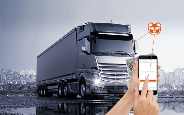 Digitale Führerscheinkontrolle AYE-DRIVE