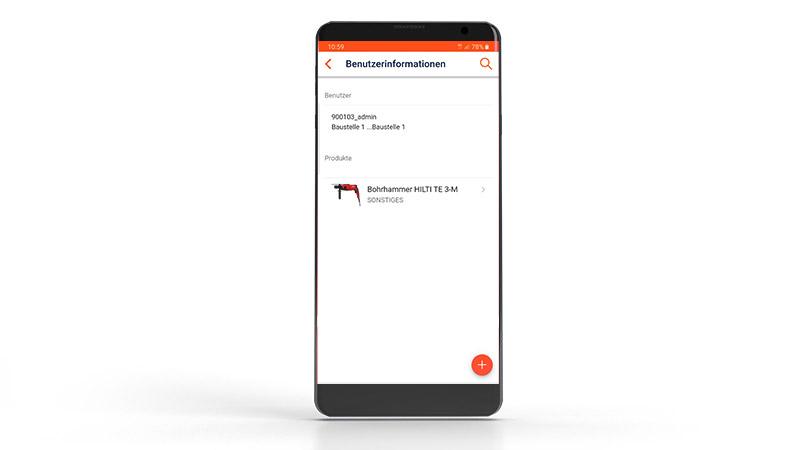 Werkzeugverwaltung App 3