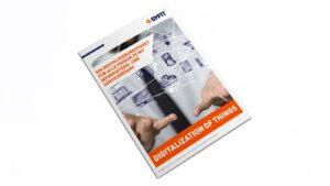Flyer Digitalization Of Things