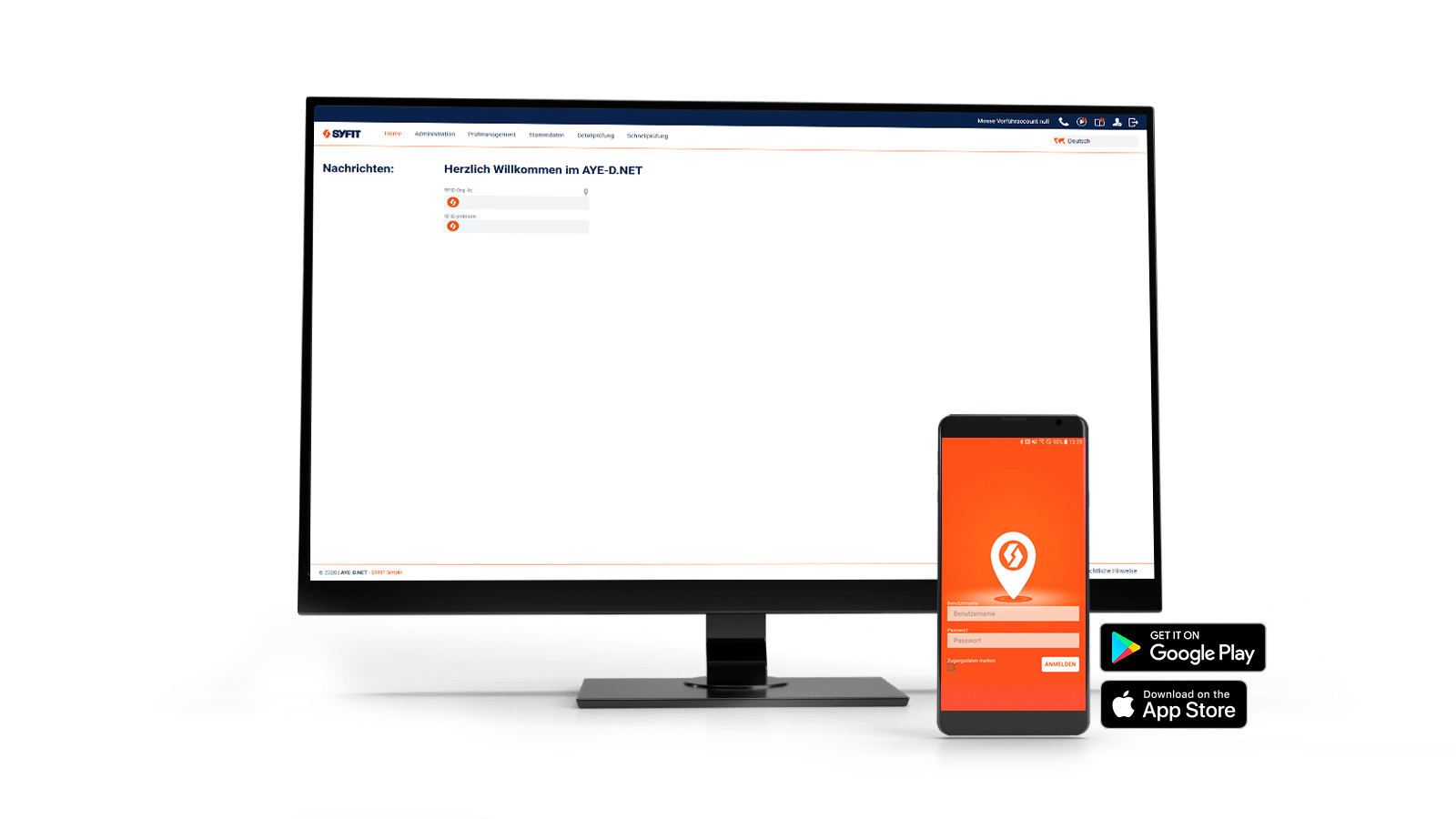 Werkzeugverwaltung Devices