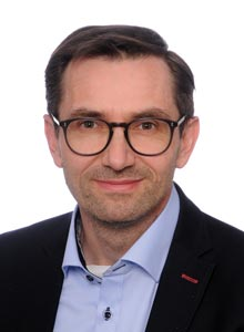 Prokurist Joachim Fella bei Otto Heil GmbH & Co. KG